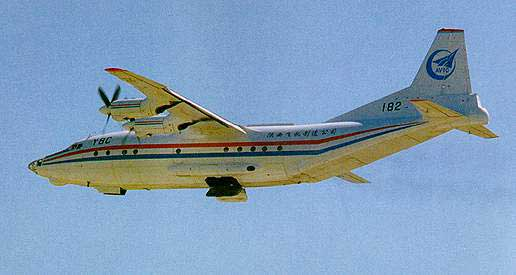 1969年开始由西安飞机工业公司设计,1974年12月25日01号机首次试飞