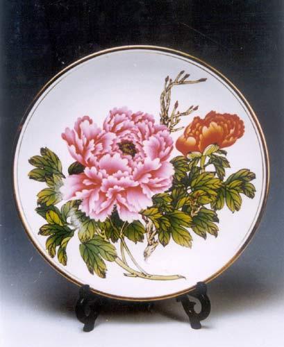 万里桥醉仙; 综合装饰; 经典中国陶瓷欣赏