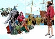 欧印航线的发现者-达·伽马  - 绿眉毛 - 弘扬舟船文化 传承海洋文明