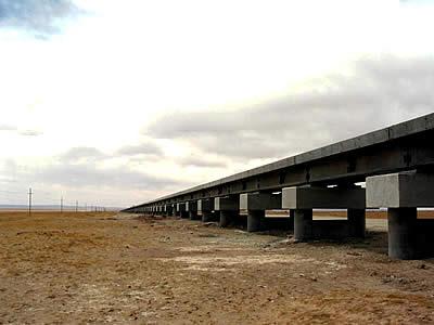 青藏铁路安全难题